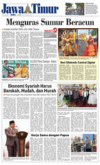 #25TahunSURYA (harian.surya) Tags: indonesia newspaper jawa surabaya timur surya koran eastjava harian jatim