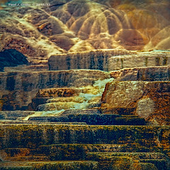 Mammoth Springs - Yellowstone (jackalope22) Tags: mammoth springs yellowstone rock formations colors tones textures ynp