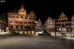 Tuebingen Rathaus Marktplatz Night Sky Starry Beautiful European Architecture Germany Coutyard Cottage Medieval (HunterBliss) Tags: ancient antique architecture baden beautiful black blue building church city culture europe european exterior germany green historical home house houses january landmark lovely medieval nature november old outdoors outside red retro sepia sky street summer swabia tourism town traditional travel tubingen tuebingen university urban view vintage white winter wurttemberg