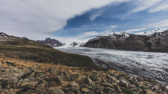 glacier (Andrei-Dragos) Tags: iceland outdoors landscape glacier mountain snow