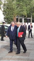 Συνάντηση Υπουργού Εξωτερικών, Ν. Κοτζιά, με τον Υπουργό Εξωτερικών του Ηνωμένου Βασιλείου, Β. Johnson (ΥΠΕΞ, 6/4/2017) (Υπουργείο Εξωτερικών) Tags: κοτζιασ υπουργειοεξωτερικων ελλαδα ηνωμενοβασιλειο kotzias mfaofgreece unitedkingdom β johnson uk secretary of state