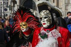 Carnevale Venezia (MaOrI1563) Tags: venezia venice carnevalevenezia maschera venicecarnival 18febbraio2017 maori1563 ruby5 ruby10