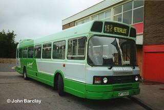 Wear Buses 4665 (UPT665V) - 29-06-97