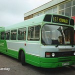 Wear Buses 4665 (UPT665V) - 29-06-97
