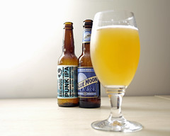 GLass 1 (The_kid1433) Tags: bottle glass punk bluemoon ale ipa brewdog beer