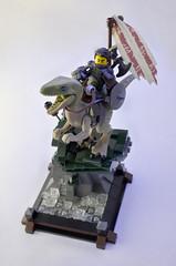 EotW (High) (Klikstyle) Tags: lego dinosaur knight kingdom island