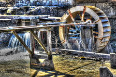 DSC_4929HDRB (The Real Maverick) Tags: morningstarmill stcatharines ontario canada heritagesite nikon flourmill