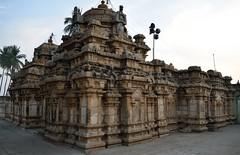 Temple - 1000 years old (Sriini) Tags: temple monument india hindu sculpture landscape morning lighting shrine ancient history nikon