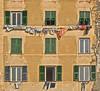 camogli windows (poludziber1) Tags: city colorful cityscape color colorfull street streetphotography travel italia italy light window liguria urban green orange old challengeyouwinner cyunanimous