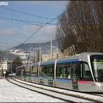 Alstom Citadis - Sémitag (Société d'Économie MIxte des Transports publics de l'Agglomération Grenobloise) / TAG (Transports de l'Agglomération Grenobloise) n°6037 thumbnail