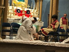 "Washing of the feet service 2017 • <a style=""font-size:0.8em;"" href=""http://www.flickr.com/photos/124917635@N08/33194300154/"" target=""_blank"">View on Flickr</a>"