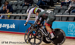 SCCU Good Friday Meeting 2017, Lee Valley VeloPark, London (IFM Photographic) Tags: img6711a canon 600d sigma70200mmf28exdgoshsm sigma70200mm sigma 70200mm f28 ex dg os hsm leevalleyvelopark leevalleyvelodrome londonvelopark olympicvelodrome velodrome leyton stratford londonboroughofwalthamforest walthamforest london queenelizabethiiolympicpark hopkinsarchitects grantassociates sccugoodfridaymeeting southerncountiescyclingunion sccu goodfridaymeeting2017 cycling bike racing bicycle trackcycling cycleracing race goodfriday