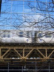 CTA on The Loop (George Baritakis) Tags: chicago metro travel urban city transportation