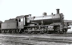 Steam locomotive NS 4606 in the Netherlands. (Dicky.1952) Tags: steamlocomotive nederlandsespoorwegen