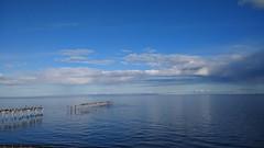 Just a perfect day .... (Neutro: entre el día y la noche) Tags: estrecho sea autumn otoño cloud blue magallanes puntaarenas