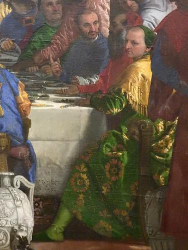 Les Noces de Cana (Véronèse)