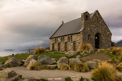 Church of the Good Shepherd, Tekapo (Derek Midgley) Tags: dsc06684 churchofthegoodshepherd tekapo nz