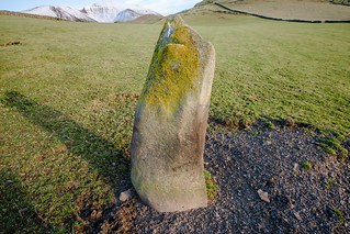 Little standing stone