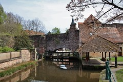the old Mill (Hugo von Schreck) Tags: mill mühle hugovonschreck wissembourg elsass frankreich yourbestoftoday canoneos5dsr greatphotographers