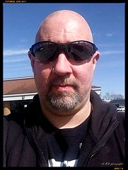 Another Selfie (PhotoJester40) Tags: outdoors outside me memyselfandi selfie sunnyafternoon sunglasses male