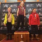 Big White Western Ski Cross Finals U14 WOMEN RACE 2 PHOTO CREDIT: Todd Cashin