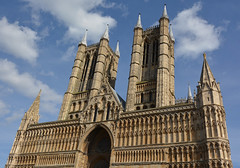 West Is Best (Feversham Media) Tags: lincolnshire lincoln lincolncathedral cathedralchurches cathedrals
