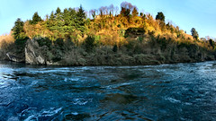 Troubled Water (Roberto Rubiliani) Tags: canon eos350d rubiliani robertorubiliani river fiume nature natura acqua water italia italy lombardia panorama travel