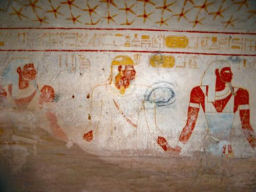 Burial Chamber of the tomb of Tanutamani (2)