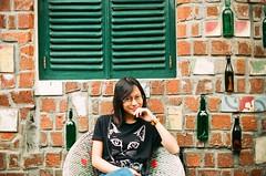 make you feel. (rndyrenaldy) Tags: fujicolorindustrial100 olympus olympusom1n om1n fujicolor industrial industrial100 bandung indonesia analogphotography analog
