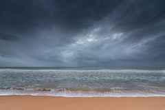 Australian autumn (Martin Snicer Photography) Tags: beach ocean sea sand clouds nature australia 70d canon wideangle 1018mm martinsnicer