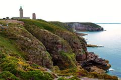 Cap Frehel, Brittany France (filippi antonio) Tags: capfrehel armor côtedarmor brittany bretagne bretagna breizh francia france sea ocean atlantic seascape landscape lighthouse cliff coast canon outdoor