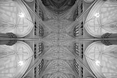 St. Patrick's Church, New York (jussitoivanen) Tags: newyork architecture architectur blancnoir noiretblanc arkkitehtuuri arkitektur blackwhite blackwhitephotos blackandwhite blacknwhite monochromatic monochrome bw blancetnoir