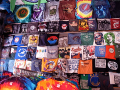 "Huge Haight Ashbury shirt wall • <a style=""font-size:0.8em;"" href=""http://www.flickr.com/photos/34843984@N07/14925905744/"" target=""_blank"">View on Flickr</a>"