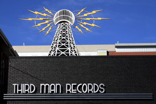 Third Man Records store by SeeMidTN.com (aka Brent), on Flickr
