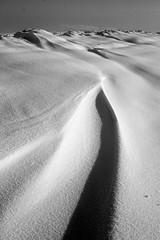 Ripple (BL259) Tags: bw snow ripple hill exhibition moor nab drift heathcliff ovenden