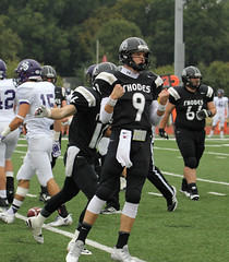 Rhodes Football vs. Sewanee (Rhodes College) Tags: football athletics homecoming 2014