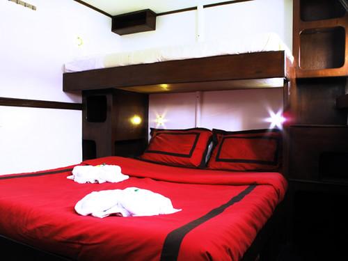M/Y Seadoorscabine luxe
