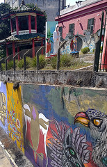 So Paulo (Natal Forcelli) Tags: city cidade brazil brasil natal sopaulo liberdade sp oriental chines graffit japoneses bairro grafite amricadosul southamrica forcelli brasilemimagens