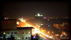 Bhubaneswar-2014!! (swagat_rath) Tags: night lights shot trails orissa bhubaneswar odisha