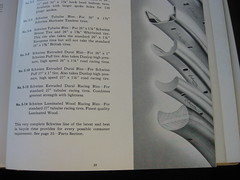 Wood Rims catalog Schwinn 1948 (Michael Mucha) Tags: wood 1948 catalog schwinn rims