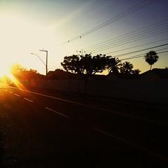 Pôr do sol (tatianybarros) Tags: sunset brasil rn assú