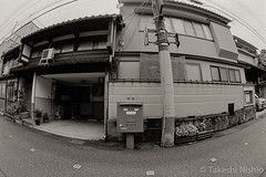 / The Usual Post (Takeshi Nishio) Tags: uv ilfordfp4plus nikonfm3a   16mmfisheye  ei125  spd1120deg7min filmno797