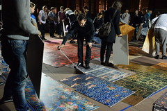 A Stitch In Time at the Victoria & Albert Museum (Michael A Pinsky) Tags: collections installation nights late friday collecting