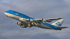 Boeing 747-406 PH-BFB KLM - Royal Dutch Airlines (WvB Photography - The Sky Is The Limit) Tags: dutch amsterdam airplane airport pentax royal airline boeing klm airlines schiphol airliner airliners k5 eham 747406 phbfb sigma150500oshsm pentaxk5 weslyvb weslyvanbatenburg