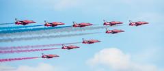 Red Arrows - 8394.jpg (NeilCastle) Tags: duxford redarrows 2014 duxfordairshow
