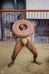 Wrestlers Varanasi India Danny Fernandez Photography (13 of 16) (Danny Fernandez) Tags: varanasi wrestlers travelphotography amhara kushti vsco documentaryphotographyindia x100s documentarytravelphotography dannyfernandezphotography