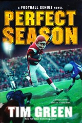 Perfect Season (Vernon Barford School Library) Tags: new school fiction friends newyork green sports sport season reading book tim football high friend perfect friendship library libraries hard reads books read cover junior novel covers genius bookcover middle vernon recent bookcovers novels fictional hardcover friendships barford newyorkjets hardcovers vernonbarford 9780062208699