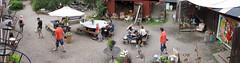 Rosenhill Panorama (Ana >>> f o t o g r a f í a s) Tags: panorama sweden pano schweden sverige scandinavia suecia trädgård panorámica panoramiques ekerö rosenhill canong12 potd:country=es