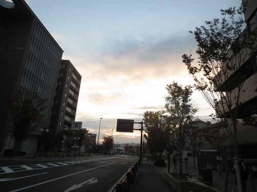 駅前大通り