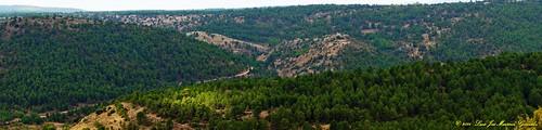 """Salinas del Manzano: El Castillo desde la curz del Rullete • <a style=""""font-size:0.8em;"""" href=""""http://www.flickr.com/photos/26679841@N00/15316229828/"""" target=""""_blank"""">View on Flickr</a>"""